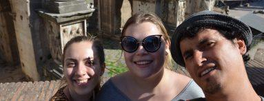 Excursia de documentare la Roma