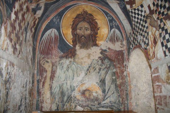 Cristina Rus, Reprezentările Sfântului Ioan Botezătorul în pictura murală din Moldova în secolele XV-XVI, coordonator lect. dr. Vlad Bedros