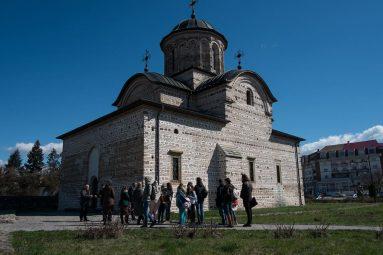 Excursie de documentare la Curtea de Argeș