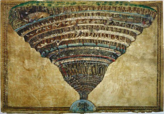 Beatrice Boban, Botticelli şi Dante. Un dialog între două arte. Ilustraţiile lui Sandro Botticelli la Divina Commedia, coordonator: prof. dr. Anca Oroveanu, asist. dr. Ioana Măgureanu