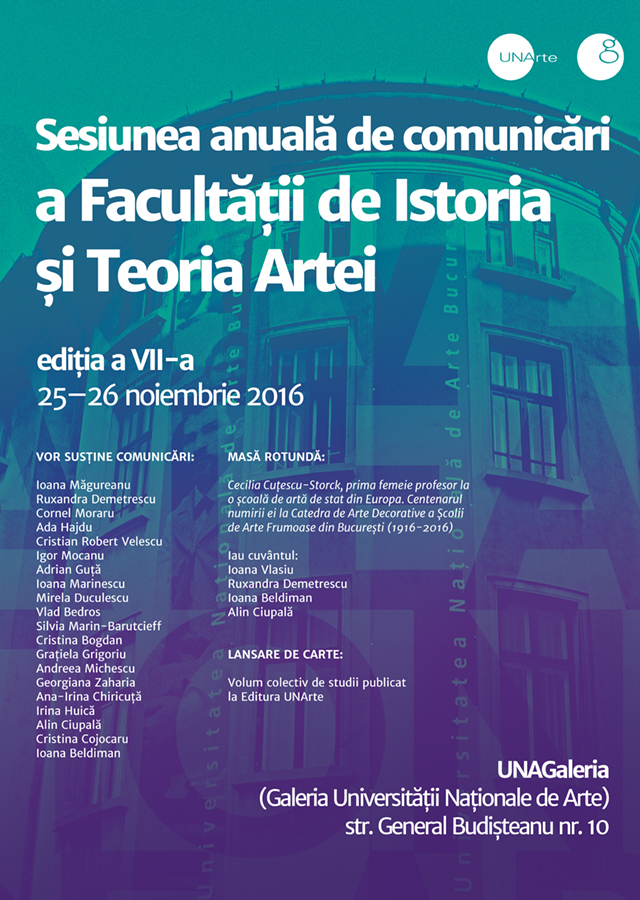 afis Conferinta ITA 2016
