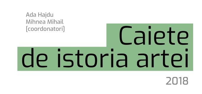 Caiete de istoria artei: volumul doi disponibil online